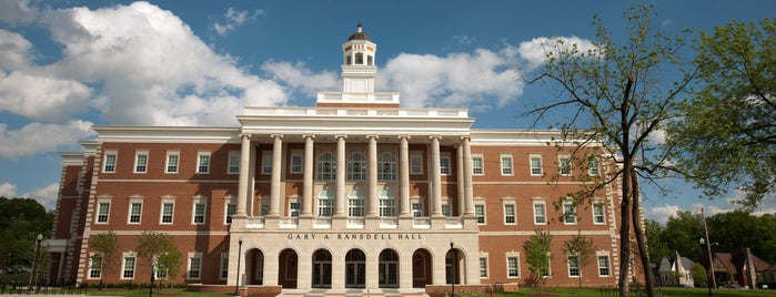 Gary A Ransdell Hall is one of Campus Tour.
