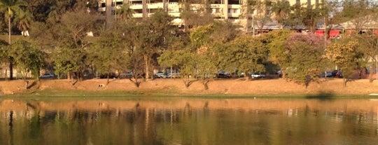 Lagoa da Pampulha is one of BH.