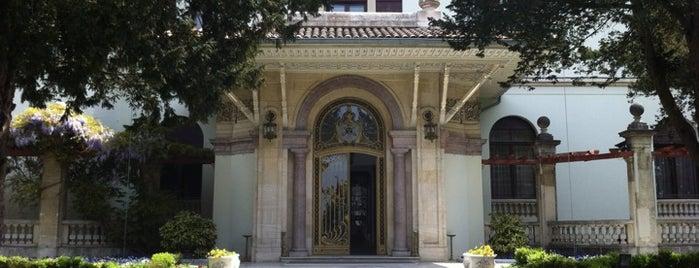 Hidiv Kasrı is one of Tarih/Kültür (Marmara).