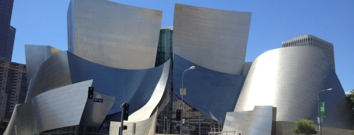 Walt Disney Concert Hall is one of USA Trip 2013 - The West.