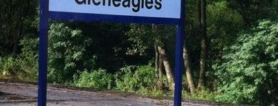 Gleneagles Railway Station (GLE) is one of East Coast Network.