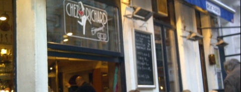 Chez Richard is one of Les bars de Steph G..