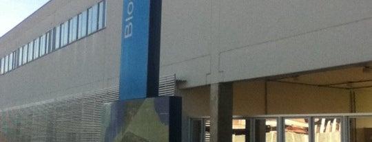 Bloco Eudoro de Souza (BAES) is one of UnB.