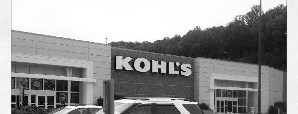 Kohl's is one of Favorites.