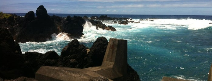 Laupāhoehoe Point County Park is one of ヒロ.