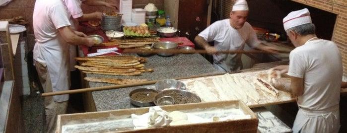 Meşhur Pideci Hasan Kuru is one of Gourmet!.