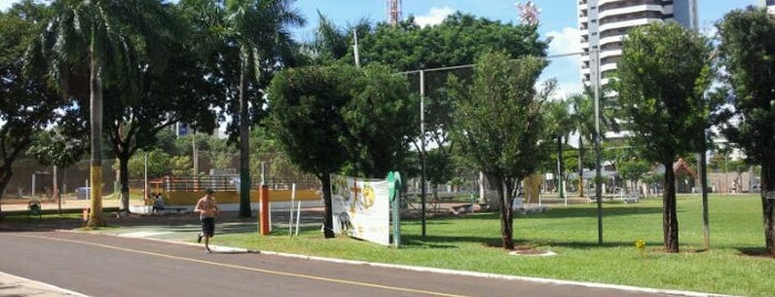 Praça Esportiva Belmar Fidalgo is one of Campo Grande #4sqCities.