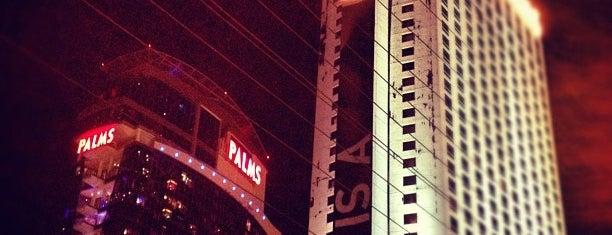 Palms Casino Resort is one of MTV's Spring Break List.