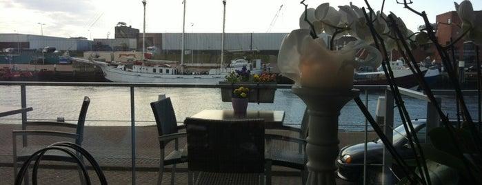 Brasserie het Gouden Kalf is one of Scheveningen.