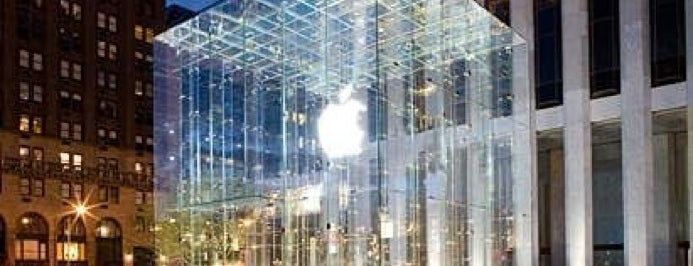 Apple Fifth Avenue is one of USA Trip 2013 - New York.