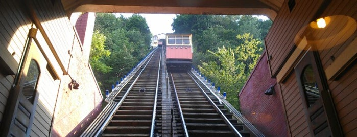 Monongahela Incline is one of The 15 Best Places with Scenic Views in Pittsburgh.