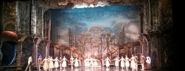 Македонска опера и балет / Macedonian Opera and Ballet is one of Top picks for Performing Arts Venues.