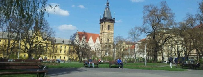 Charles Square is one of Czech Republic.