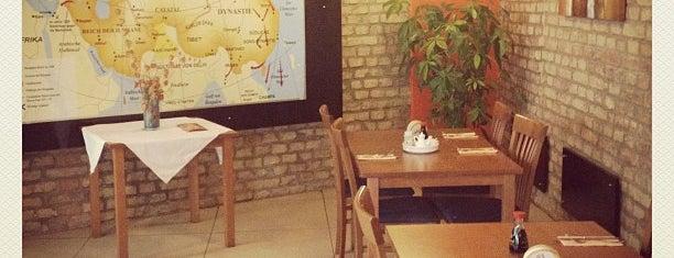 Bai`s Mongolengrill is one of Exotische & Interessante Restaurants In Wien.