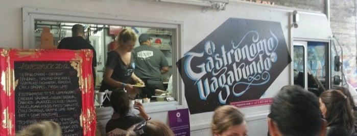 El Gastronomo Vagabundo is one of This little Tee-Oh. Toronto #4sqCities.