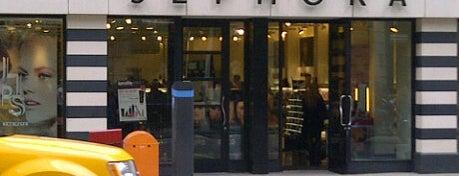 Sephora is one of New York.