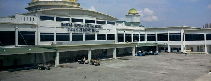 Sultan Iskandar Muda International Airport (BTJ) is one of Airport in Indonesia.