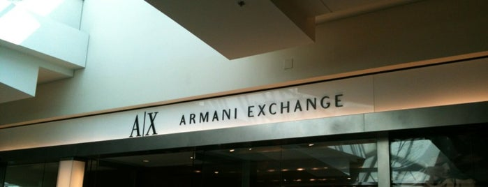 A|X Armani Exchange is one of Orlando - Compras (Shopping).