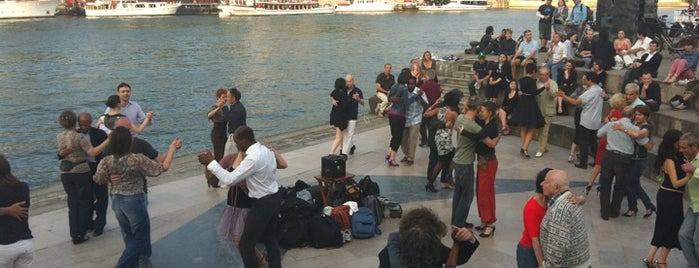 Quai Saint-Bernard is one of The 15 Best Places for Dancing in Paris.