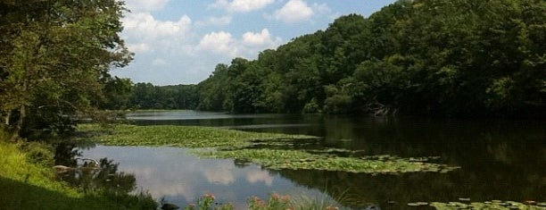 Rockefeller State Park Preserve is one of Westchester.