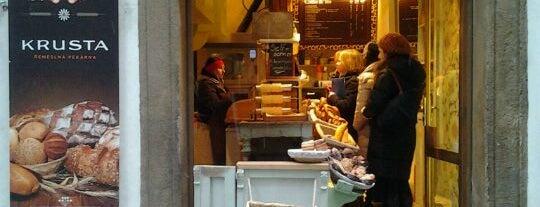 Krusta Bakery | Řemeslná pekárna is one of Praha.