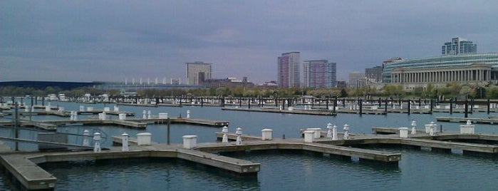 Burnham Harbor is one of Recommendations in Chicago.