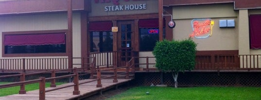 Vaquero Steak House is one of Go out.