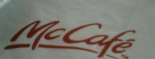 Mc Cafe is one of Mis sitios.