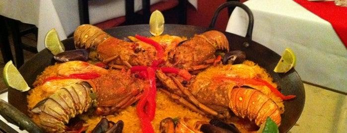 Los Molinos is one of Gastronomia.