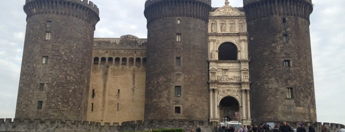 Castel Nuovo (Maschio Angioino) is one of ITALY  best cities.