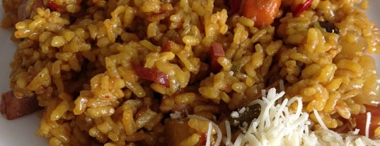La Figuera is one of comidas.