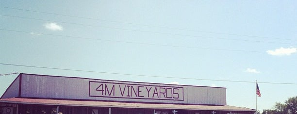 4M Vineyards & Wine is one of app check!!1.