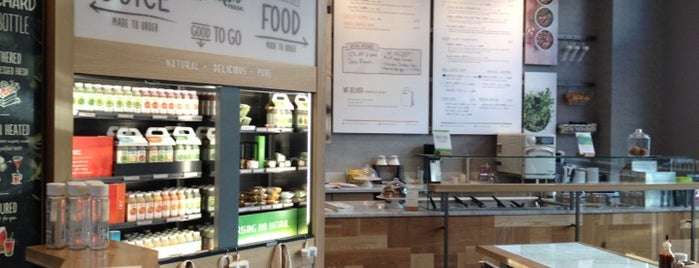 Evolution Fresh is one of The 15 Best Places for Beets in Bellevue.