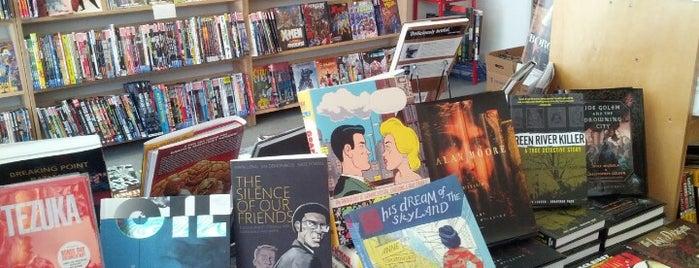 San Francisco comic shops