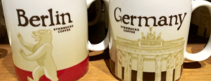 Starbucks is one of Berlin Coffee.