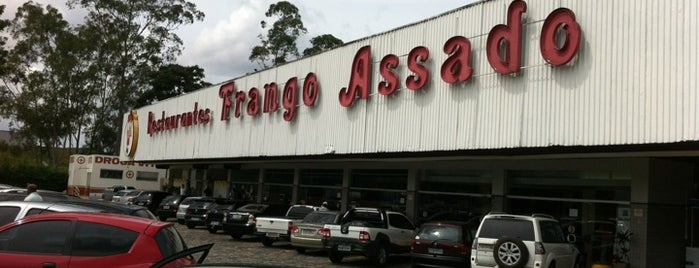 Frango Assado is one of Restaurante.