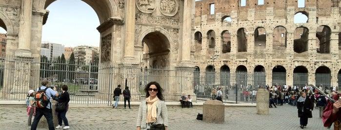 Roman Forum is one of ITALY  best cities.