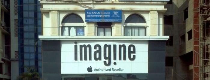 Imagine is one of Best of GOA, #4sqCities.