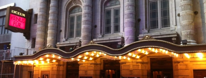 Lyceum Theatre is one of Broadway Theatres.