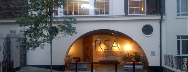 RSA is one of All-time favorites in UK.