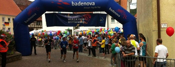 Walkingstrecke run&fun Tuttlingen is one of Things to do before you die!.