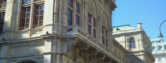 Volksoper is one of My Wien.