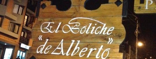 El Boliche de Alberto - Parrilla is one of Bariloche.