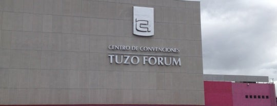 Tuzo Forum is one of Lugares para eventos.