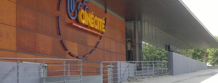 UGC Ciné Cité Ludres is one of Orange Cinéday.