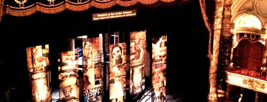 English National Opera at the London Coliseum is one of Best Places in the West End.