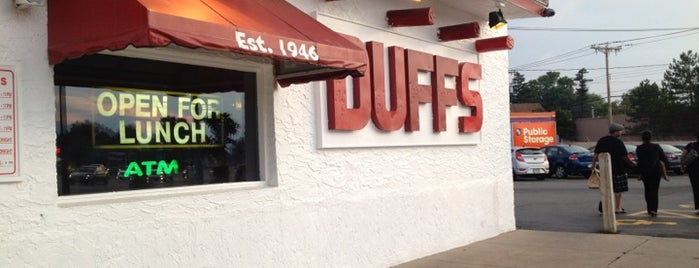 Duff's Famous Wings is one of Our Buffalo Trip.