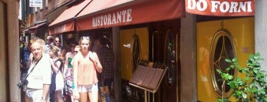 Do Forni is one of Ristoranti.