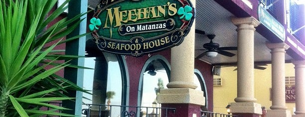 Meehan's Irish Pub is one of Pubs Breweries and Restaurants.