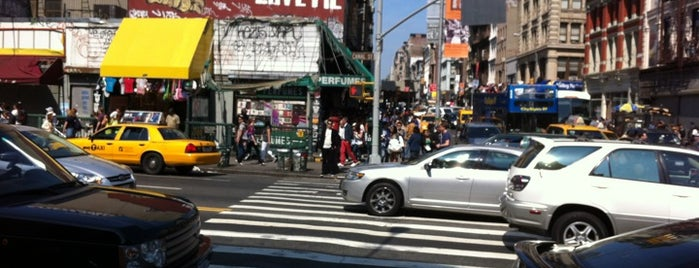 Canal Street is one of 2012 - New York.